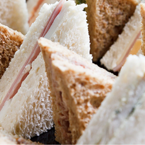 Sandwich fillings and salads