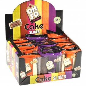Cake slices and cakes